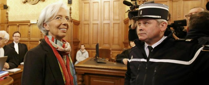 Fondo Monetario, Christine Lagarde condannata per negligenza per il caso dell'arbitrato Adidas/Tapie