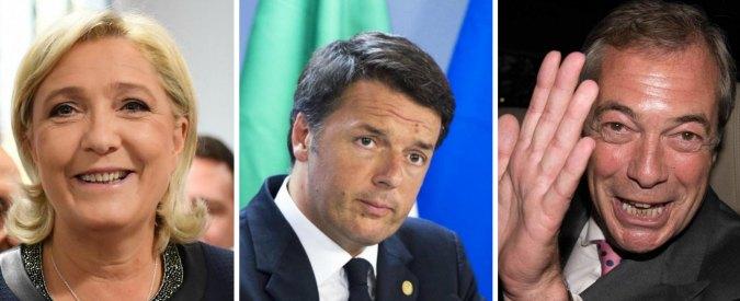 """Referendum, Commissione Ue: 'Nessuna instabilità per Eurozona'. Esultano Le Pen e Farage: """"Martellata contro Bruxelles"""""""