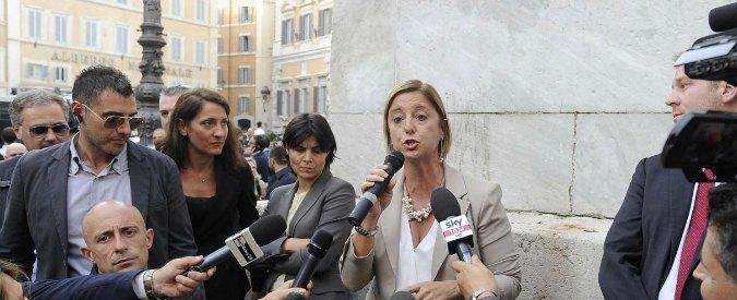 """M5s Roma, Lombardi: """"Io la prima a parlare delle polizze Raggi – Romeo? Falso. È una fake news"""""""