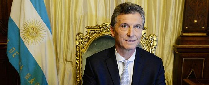 Argentina, riuscirà il presidente a portare a termine il suo mandato?