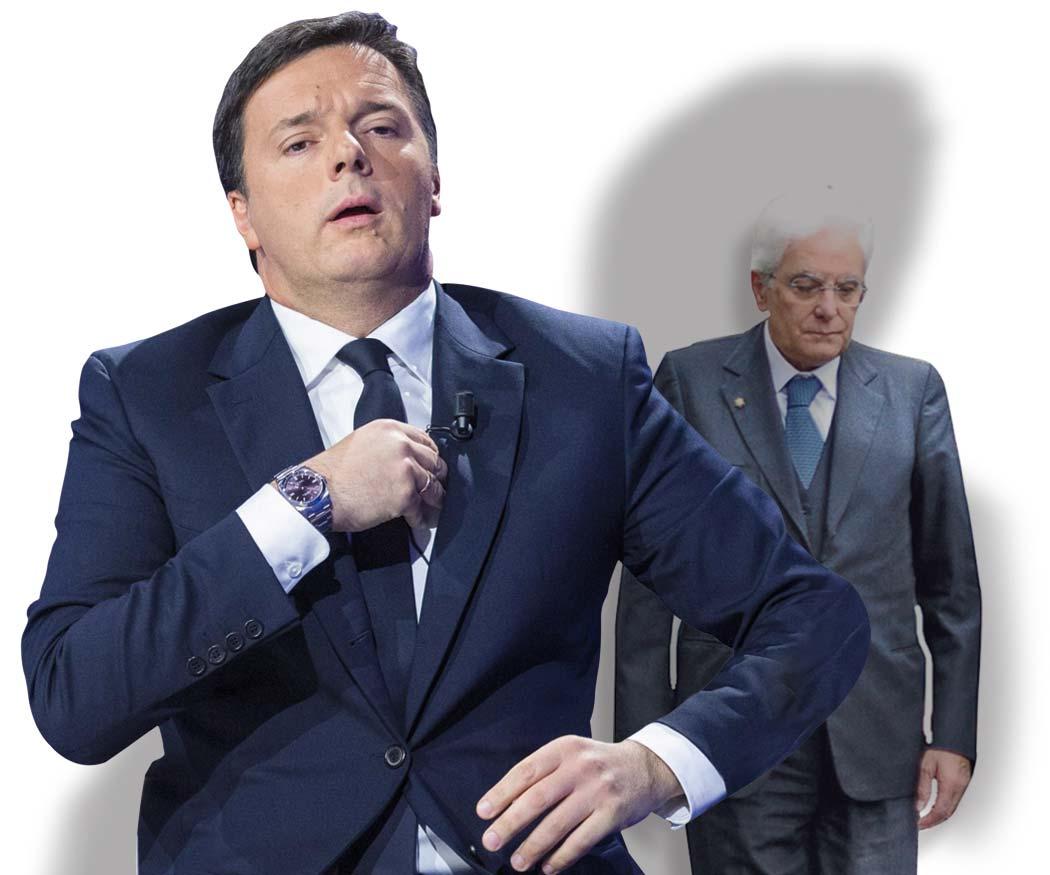 In Edicola sul Fatto Quotidiano del 11 dicembre: Il Rieccolo. Renzi si fa le sue consultazioni, aggira il Colle e rivuole la Boschi