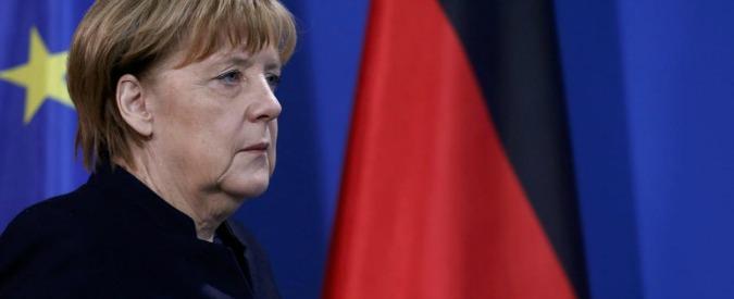 """Migranti, Angela Merkel: """"In Germania non ci sarà il numero chiuso"""""""