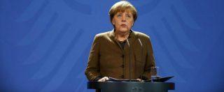 """Attentato Berlino, Angela Merkel annuncia misure restrittive: """"Leggi più efficaci per garantire sicurezza"""""""
