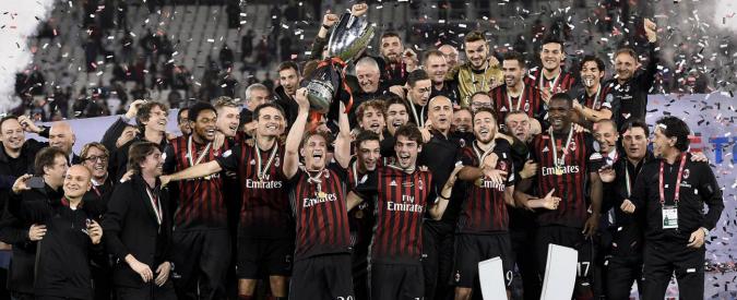 Supercoppa, Milan trionfa ai rigori. Con la Juventus finisce 5 a 4