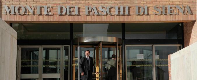 """Mps, assolti l'ex capo area Finanza Baldassarri e gli altri imputati nel processo alla """"banda del 5%"""""""