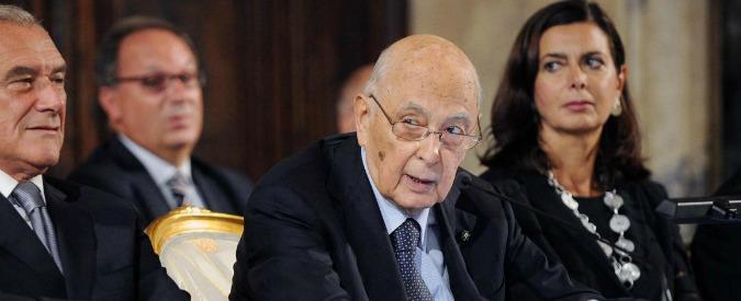 Sindaca e ministra, un abominio per Napolitano. Presidente, le parole contano