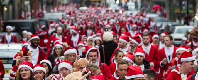 A Natale impera lo spreco. Alla faccia del bimbo povero tra poveri