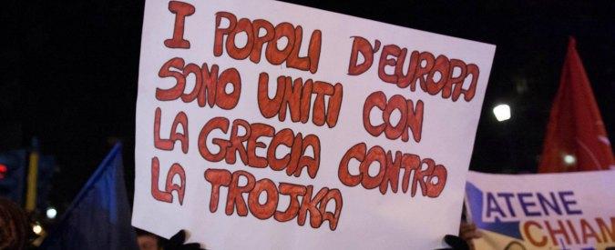 """Grecia, appello di Camusso, Revelli e Rodotà contro nuove misure di austerity: """"Dannose, ora servono investimenti"""""""