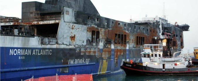 Norman Atlantic, chiesto risarcimento di oltre 10 milioni: passeggeri e familiari chiamano in causa anche il Rina