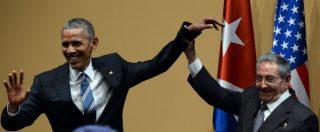 Cuba-Usa, il futuro delle relazioni è in mano a Trump. Può cancellare Obama ma ha tanti buoni motivi per non farlo