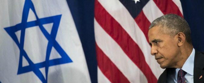Obama e il richiamo del Vaticano a Israele: 'Colonie ostacolo alla pace'