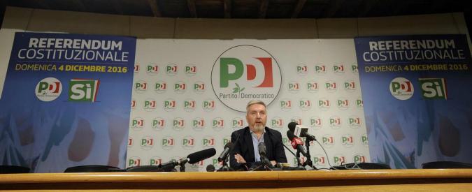 """Pd, nel 2016 iscritti in calo: crollo in Emilia. Tesseramento prorogato. Guerini: """"Dati non rispondenti alla realtà"""""""