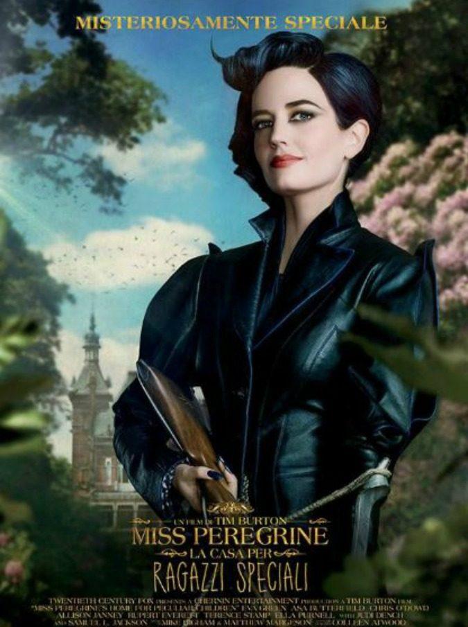 Miss Peregrine e La casa dei ragazzi speciali, quanto è fiacco questo nuovo film di Tim Burton