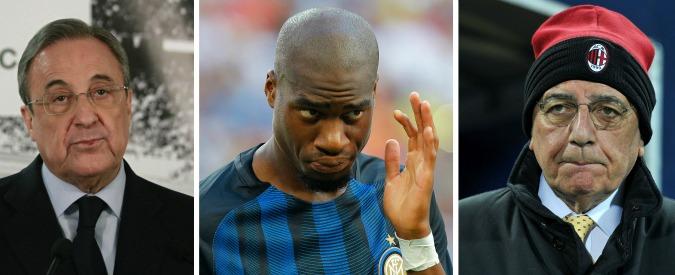 Doyen sport, gli oligarchi kazaki e le mani sul mondo del calcio. E spunta festino con Galliani e Perez per vendere Kondogbia