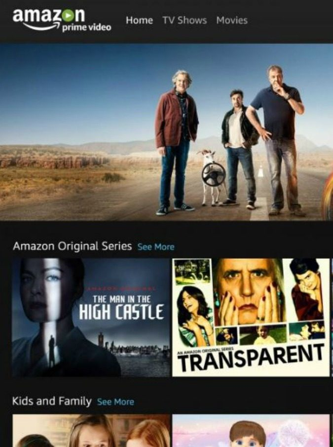 Amazon Prime Video, ora disponibile anche in Italia: da The Grand Tour alla prima serie di Woody Allen, concorrenza aperta a Netflix