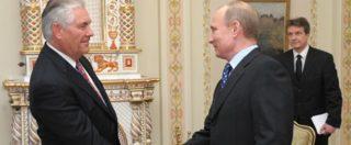 """Rex Tillerson, il ceo della Exxon vicino alla Russia è il nuovo segretario di Stato Usa. Trump: """"Promuoverà stabilità regionale"""""""