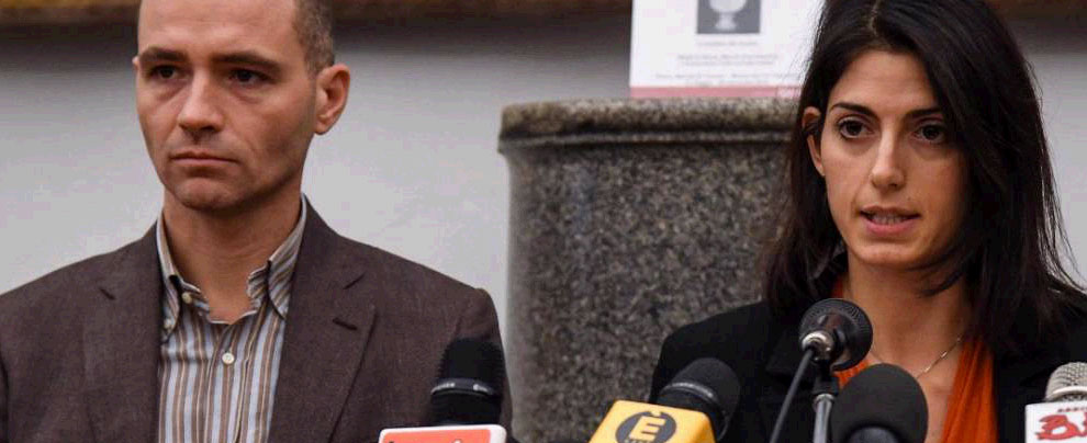"""Arresto Marra, Raggi: """"Non è politico, probabilmente abbiamo sbagliato. Mi dispiace per i cittadini e per il M5s"""""""