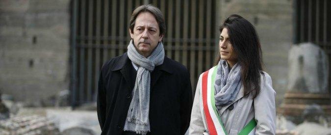 Campidoglio, accordo nel M5S: l'assessore Luca Bergamo è il nuovo vicesindaco. All'Ambiente Pinuccia Montanari