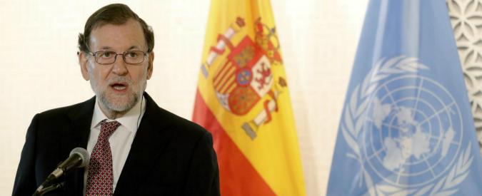 Spagna, Mariano Rajoy 'maggiordomo' di Trump?