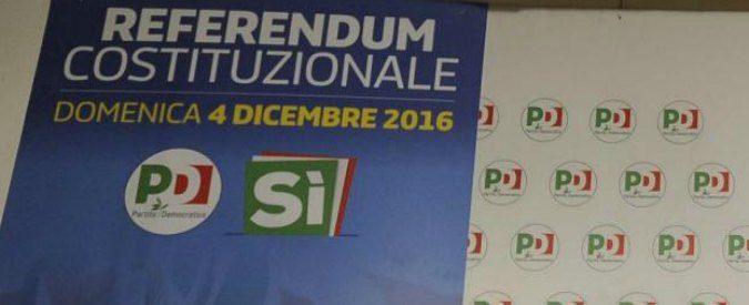 Referendum costituzionale: Sì o No, un voto (anche) di classe e di partito