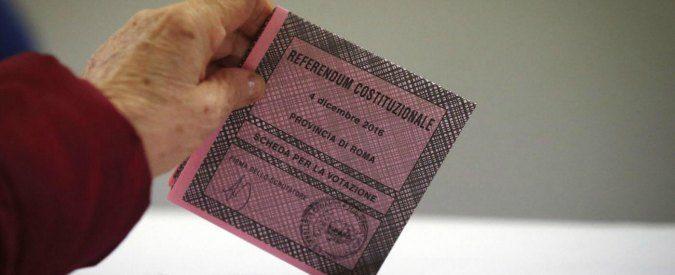 Referendum Costituzione, cari 5 stelle ora tocca a voi: primo, abolire il Jobs act e le leggi filo-banche