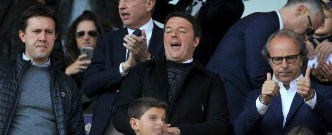 Quando scoprimmo che Renzi era il presidente della nostra squadra di paese