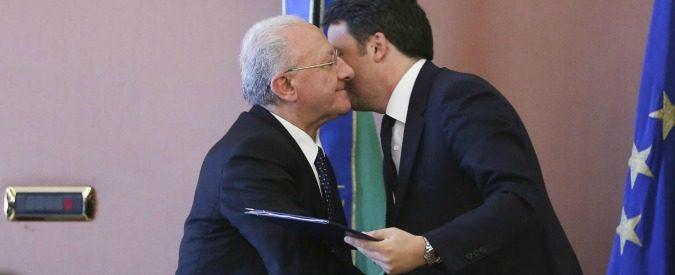 Referendum, la Campania vota No. Ora il Pd deve fare i conti con il De Luca perdente