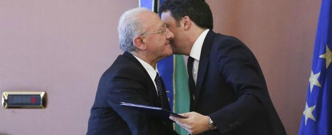 Pd, l'effetto delle primarie democratiche in Campania: nuovo patto Renzi-De Luca e Valeria Valente ancora al suo posto