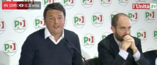 """Direzione Pd, voto su incarico a Gentiloni. Renzi: """"Anche il 41% è voto politico, alle urne nei prossimi mesi"""""""
