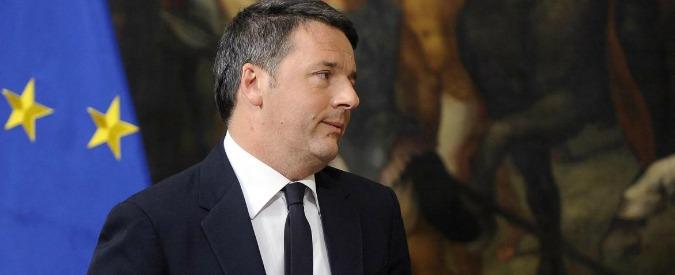 Referendum: sostenuto dai media, sgonfiato dai cittadini, Renzi se ne va per poi tornare