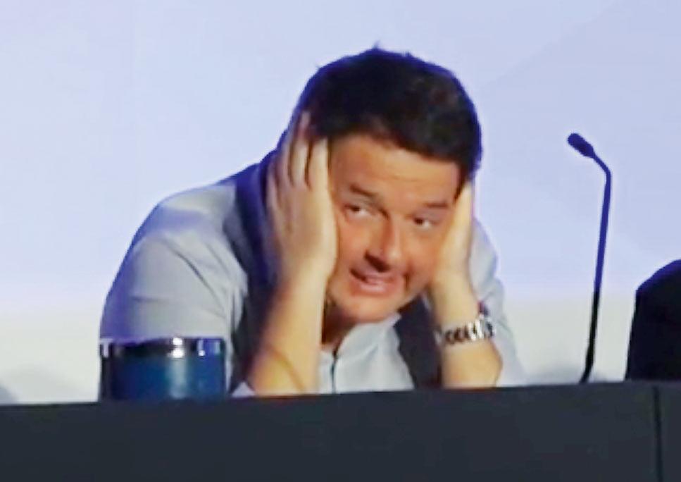 Riecco le correnti nel Pd. E Renzi finisce all'angolo