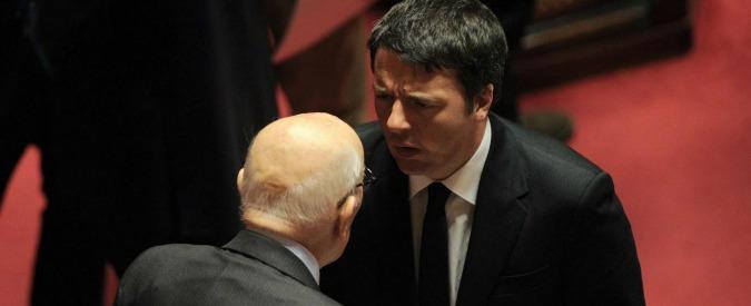 """Napolitano: """"La sconfitta al referendum è anche mia. Ma Renzi ha fatto errori. Come cercare voti con l'antipolitica"""""""