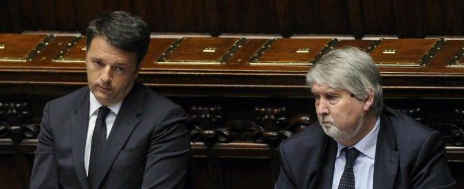 Poletti non è l'unico dei pacchi-dono di Renzi