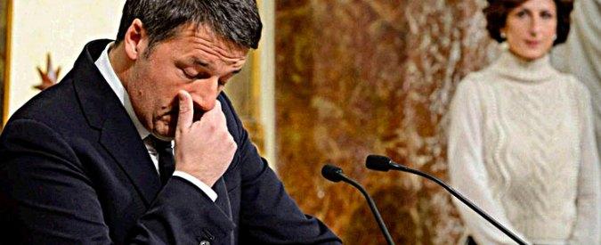 Il discorso di Renzi alla segreteria del Pd