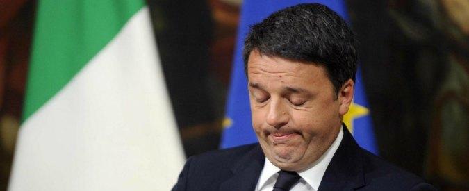 """Renzi: """"E' tornata la Prima Repubblica. Non avremo più uno che governa, ma tutti che inciuciano"""""""