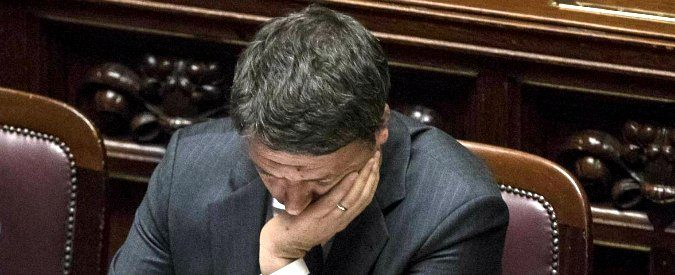 Post referendum costituzionale, Renzi non ha imparato niente (neanche stavolta)