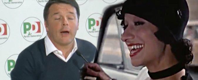Dovevo votare Sì: Renzi, Fantozzi e la Silvani in 'Questo è il Pd!'