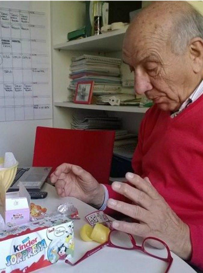 Ovetto Kinder, morto l'inventore William Salice. Con la liquidazione della Ferrero aprì un campus d'eccellenza per i giovani