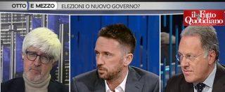 """Scanzi: """"Renzi? Se sei un rottamatore 40enne e non ti votano i giovani, qualcosa non funziona"""""""