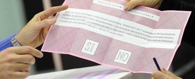 Post referendum costituzionale, la nuova frattura sociale