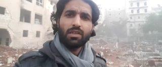 """Aleppo, l'appello dei giovani siriani via Twitter: """"Giardini si sono trasformati in cimitero"""" - 3/6"""