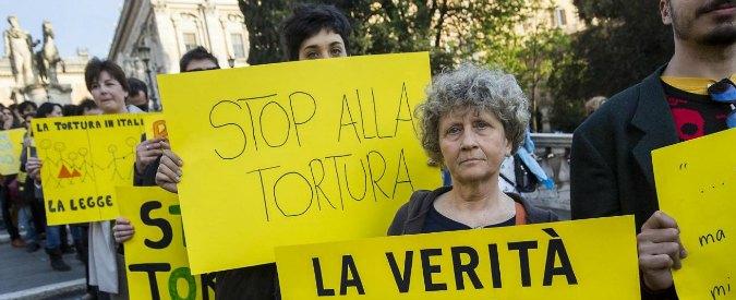 2016, un altro anno in salita per i diritti umani. La tortura? In Italia manca una legge