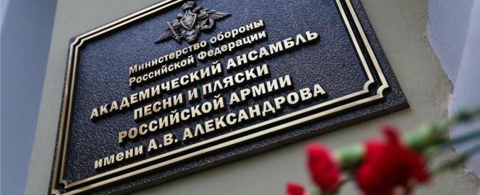 """Aereo militare russo precipitato nel Mar Nero, governo: """"Guasto tecnico o errore del pilota"""""""