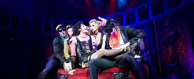 The Rocky Horror Show, finalmente in Italia il re dei musical