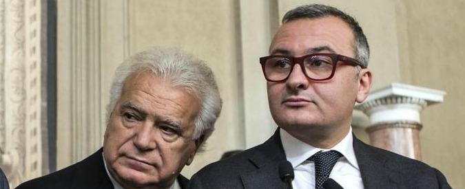 """Governo Gentiloni, Verdini e Zanetti stizziti: """"Ignorati, non daremo la fiducia"""". Maggioranza più debole, ma regge"""