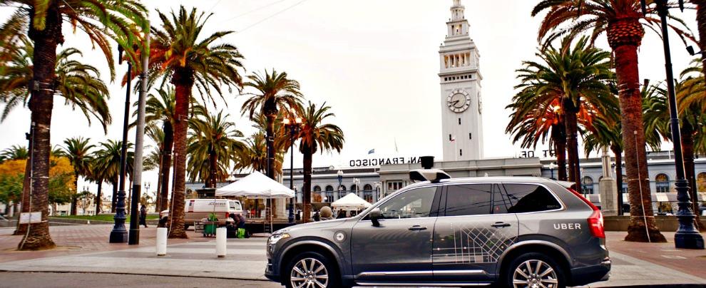 Guida autonoma, Uber perde braccio di ferro con istituzioni californiane. Niente più sperimentazione a S. Francisco