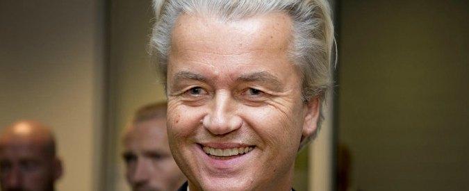 """Olanda, leader della destra anti-islamica Wilders condannato: """"Incitamento all'odio"""""""