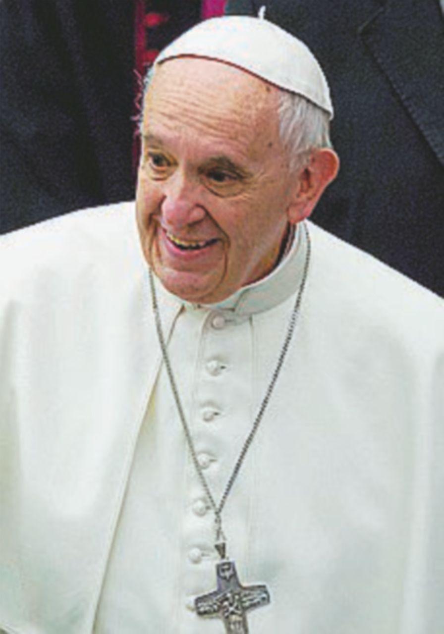 """""""Come Dio comanda"""", il Papa rivela: """"resterò poco, cinque  anni"""""""