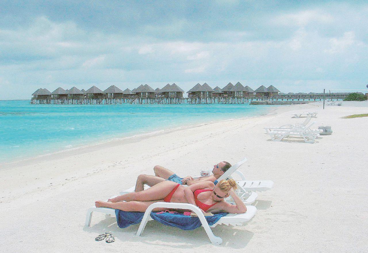 Paradiso perduto: ora le Maldive fanno paura
