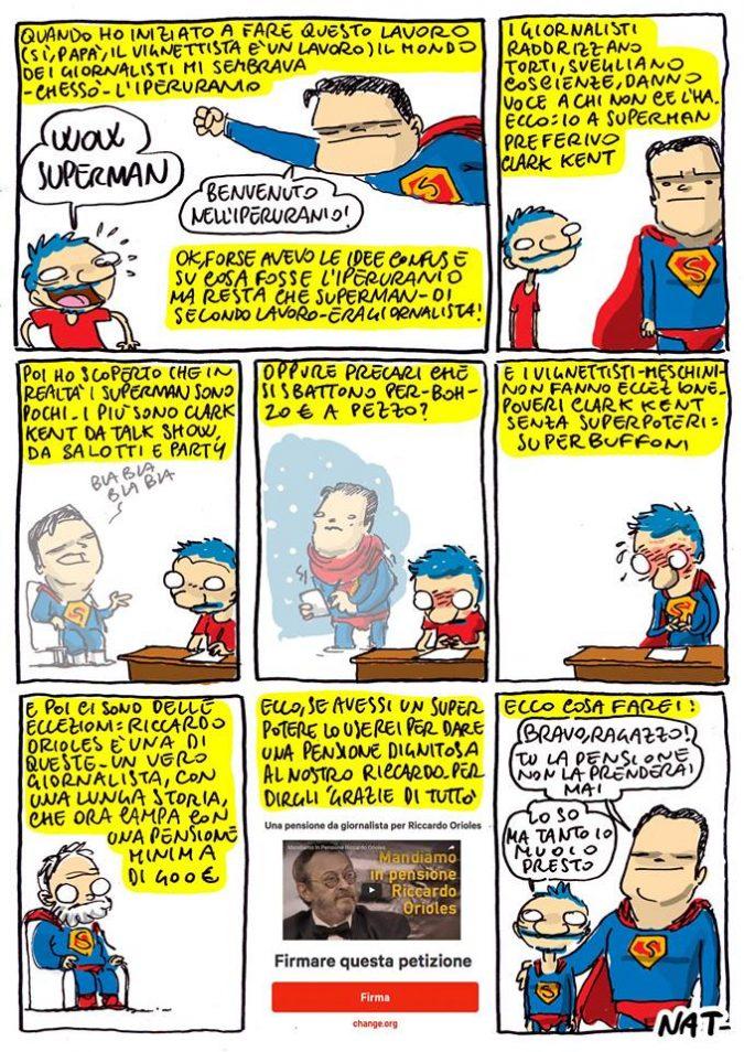 Superman, o forse no